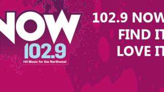 Now 102.9 (KYNW Centralia/Tacoma/Seattle) Station ID