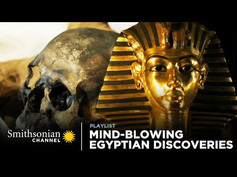 King Tut's Shocking Origins + Other Amazing Secrets of Ancient Egypt 😱 Smithsonian Channel