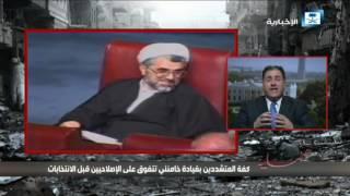 هاشميان: الإصلاحيون يحاولون إعادة العلاقة مع خامنئي بعدما انقطعت إثر وفاة رفسنجاني