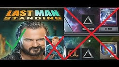 I'm Back! LMS Update+Why you should avoid spending on Christian+Natalya WWE Supercard
