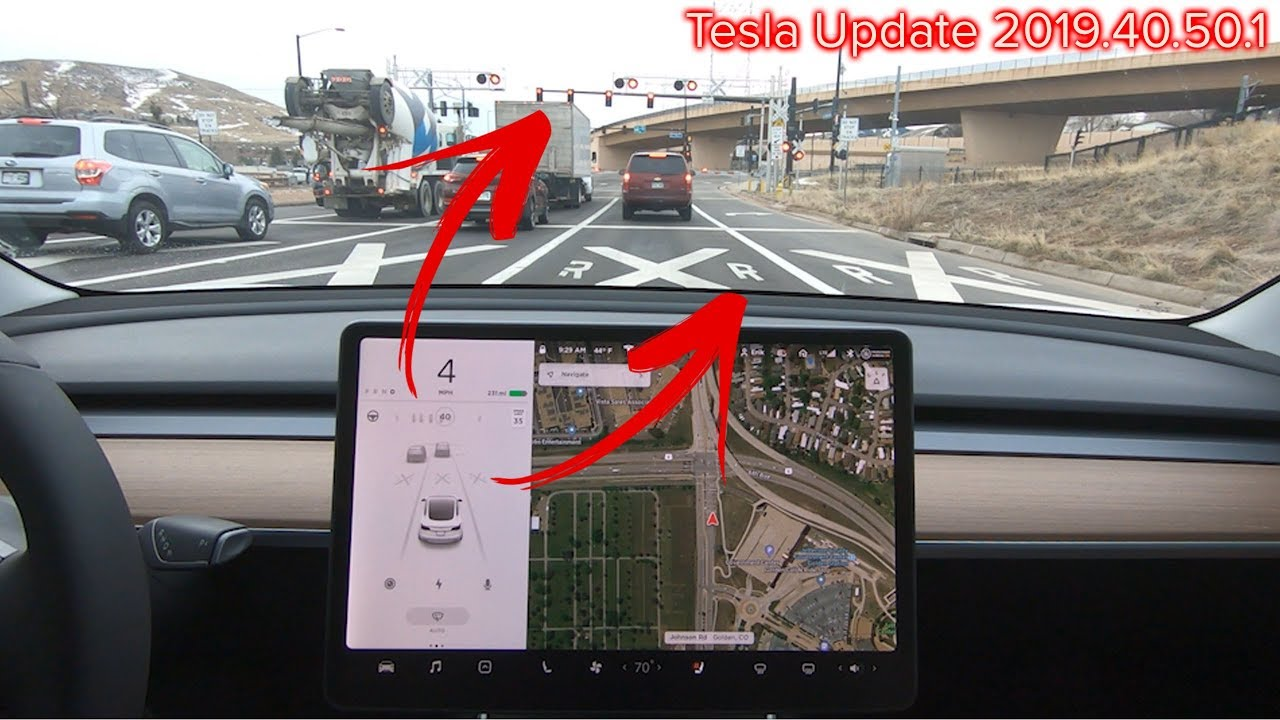 Tesla Autopilot 3 FSD Preview - First Look at New ...