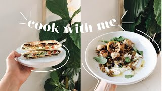 Cook with Me // What I Eat in a Week Quarantine Edition