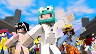 🎵CAN'T STOP THE FEELING : Minecraft Parody MV (Minecraft Animation) 마인크래프트 애니메이션 뮤직비디오
