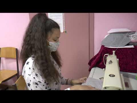ObjectivTv: Харків'янки показали, як пошити захисну маску для себе і пухнастого друга