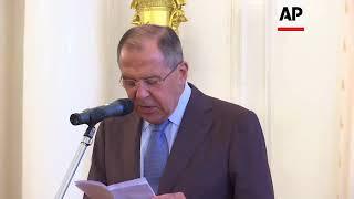 Russian FM Hosts Celebration Of Muslim New Year