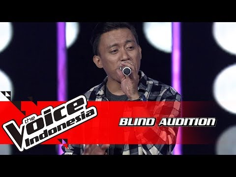 Tian - Lebih Indah | Blind Auditions | The Voice Indonesia GTV 2018