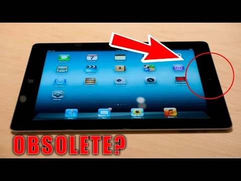 iPad 1st GENERATION IN 2017!? IS IT OBSOLETE?