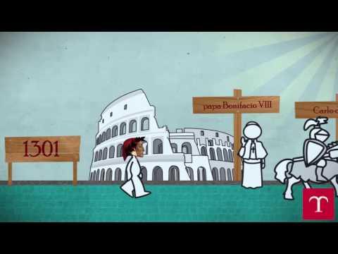 La vita di Dante Alighieri from YouTube · Duration:  7 minutes 56 seconds