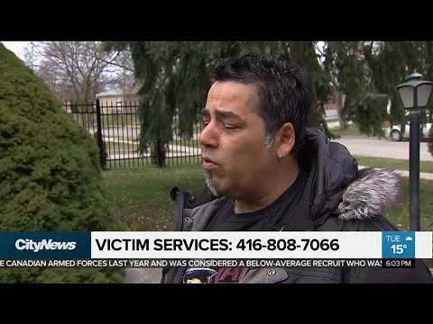 Good Samaritan recalls final moments with van victim