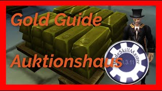 WoW Gold Guide Reich durch Auktionhaus Deals Patch 6.2.4 Deutsch