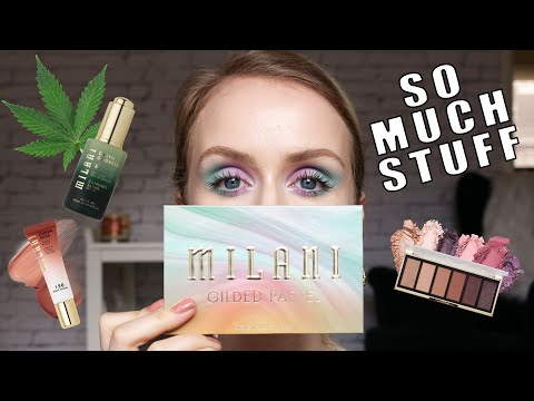 SO MUCH NEW MILANI | Trying Almost EVERYTHING