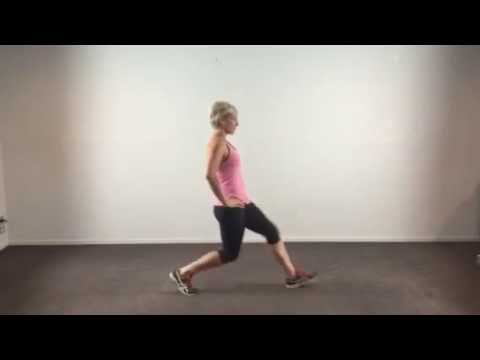 Happy Healthy Mums with Hayleigh Louise-  Lunges