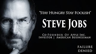 The Mastermind Behind Apple Inc - Steve Jobs | MOTIVATIONAL QUOTES