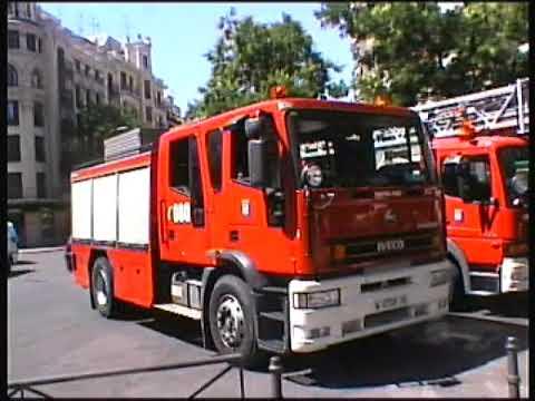 2001  Madrid - Whitney's visit  Part 3
