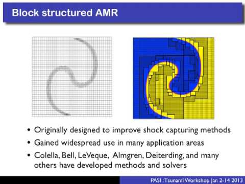 Finite-volume solutions to hyperbolic PDEs (lecture 3), PASI 2013