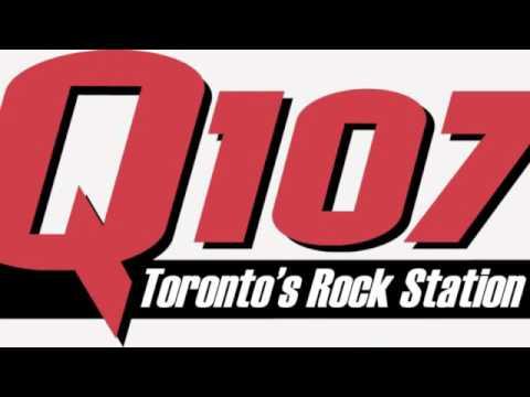 CILQ Q107 Toronto - Brother Jake/SUper Dave Osborne - Aug 1989