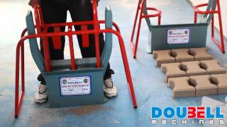 Repeat youtube video Doubell Machines DIY M6 Block Making Machine