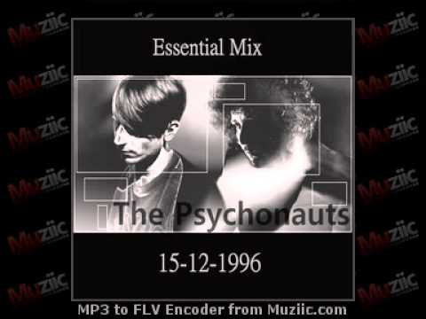 The Psychonauts Essential Mix 15-12-1996 Part 1
