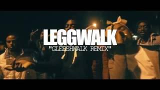 3ohblack - Legg Walk (official Video)