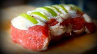 Apple & Bacon Pork Roast Recipe