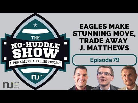 Eagles trade Jordan Matthews for Ronald Darby
