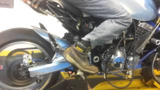 Hammer and Tongs Performance, Z1000 turbo dyno
