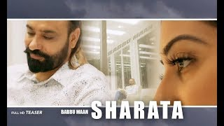 BABBU MAAN - SHARATA (VIDEO TEASER)