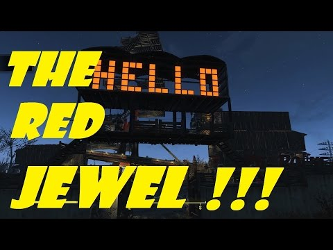 Fallout 4   The Red Jewel of the Commonwealth