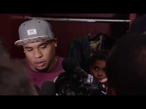 Steve Smith Sounds Off On Steelers' Mike Mitchell | Locker Room | Baltimore Ravens
