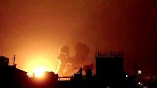Medio Oriente, l'attacco dell'esercito israeliano su Gaza
