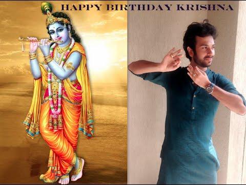 Krishna Kavita (A poem of Krishna) -Kathak (Devesh Mirchandani)