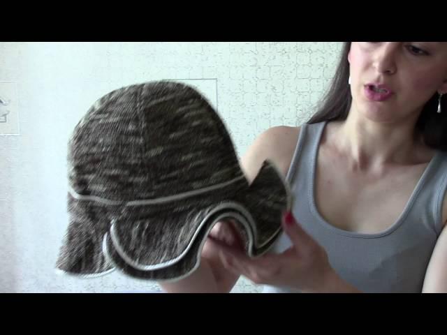 Шляпа, Нона Коричневая