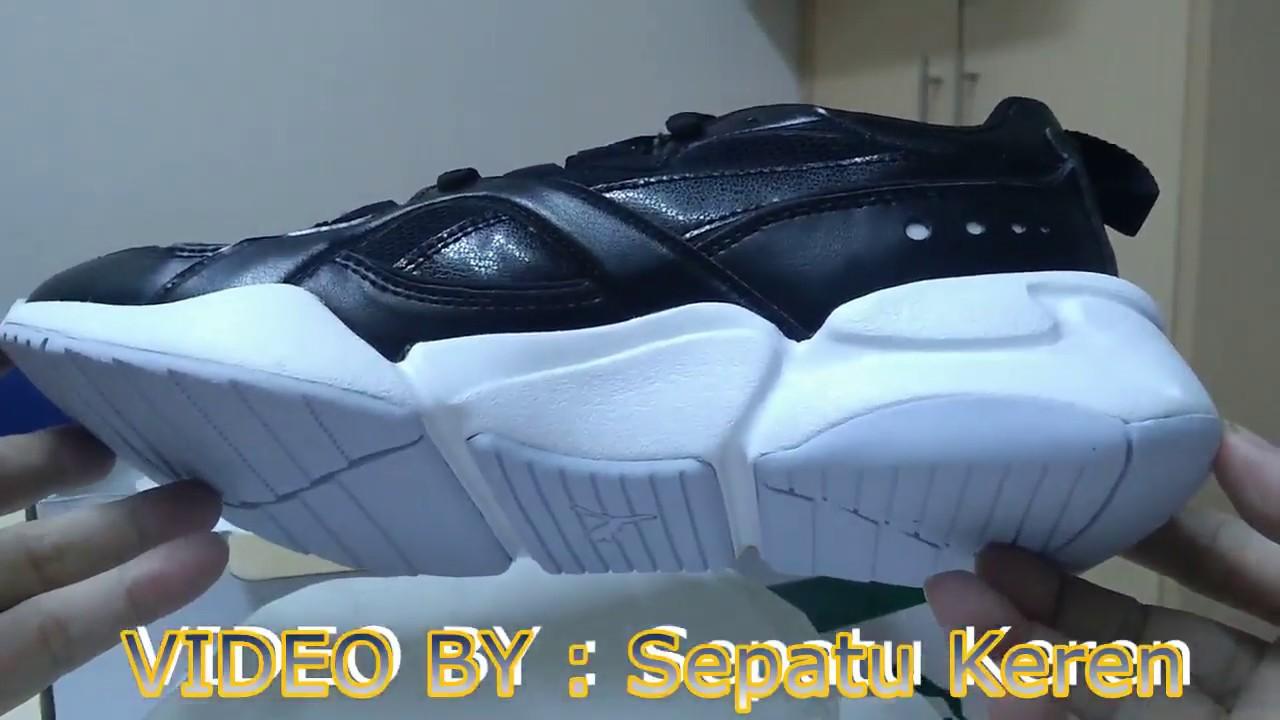 Unboxing Sneakers PUMA Nova 2 Wn`s 37095701 by sepatu keren