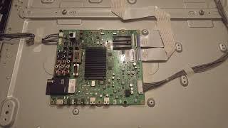 LG 55LE5400 T.V. Fix No picture, No Sound, Control Indicators on
