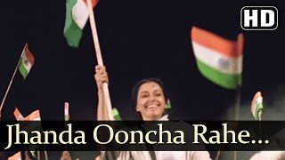 jhanda-ooncha-rahe-credits-farishtay-1991-songs-dharmendra-vinod-khanna-bappi-lahiri-hits