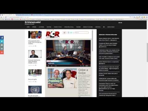 RCR: Informe RCR