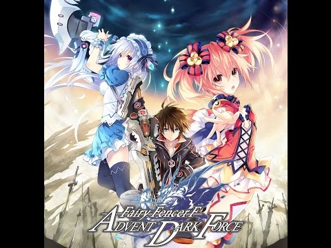 Fairy Fencer F: Advent Dark Force OST ~ 2nd Fairize Theme