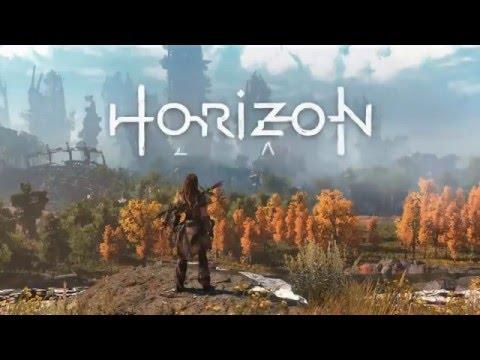 Horizon zero dawn trailer ita