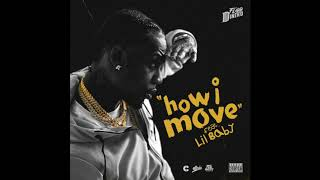 Flipp Dinero - How I Move Ft. Lil Baby [Instrumental] (ReProd. Fabes VG)