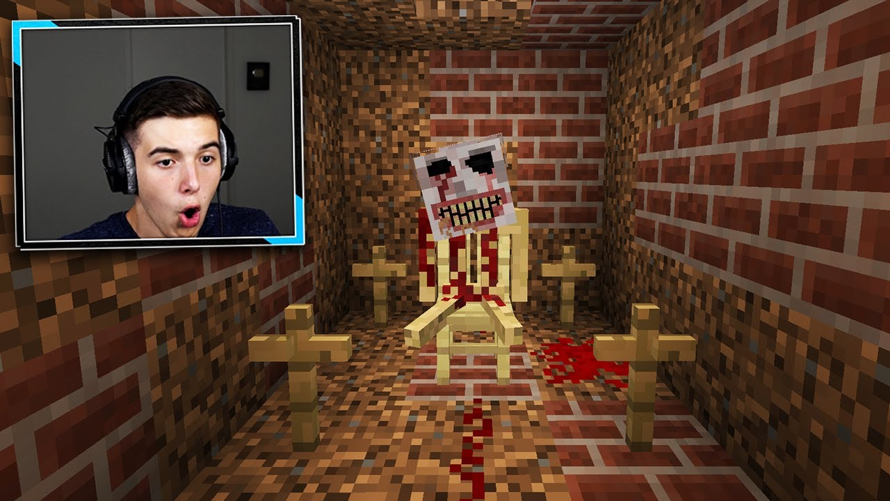 The SCARIEST MINECRAFT MAP EVER... (THIS IS NOT CLICKBAIT) on minecraft scp map, minecraft creepypasta, minecraft games, tf2 scary maps, minecraft map ideas, minecraft 1.3.2 coloring pages, minecraft difficulty, minecraft creeper, minecraft island town, minecraft movie theater, minecraft texture packs, minecraft houses youtube, minecraft evil bunny, minecraft maze runner maze, minecraft underground city, minecraft amnesia mod, minecraft maze map, minecraft the haunted mansion ride, garry's mod scary maps, the diamond minecart scary maps,
