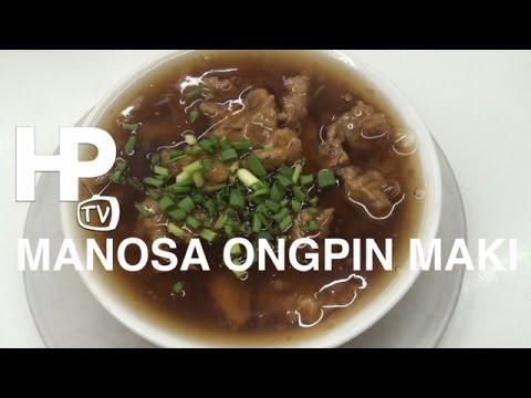 Binondo Food Tour #1: Ongpin Manosa Restaurant Maki Mi Chinatown by HourPhilippines.com