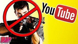 YouTube Bans Gun Demonstration Videos