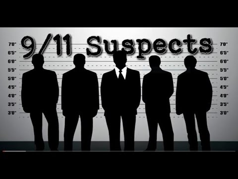 The real Suspects of 9/11 (Corbett report video series reupload)
