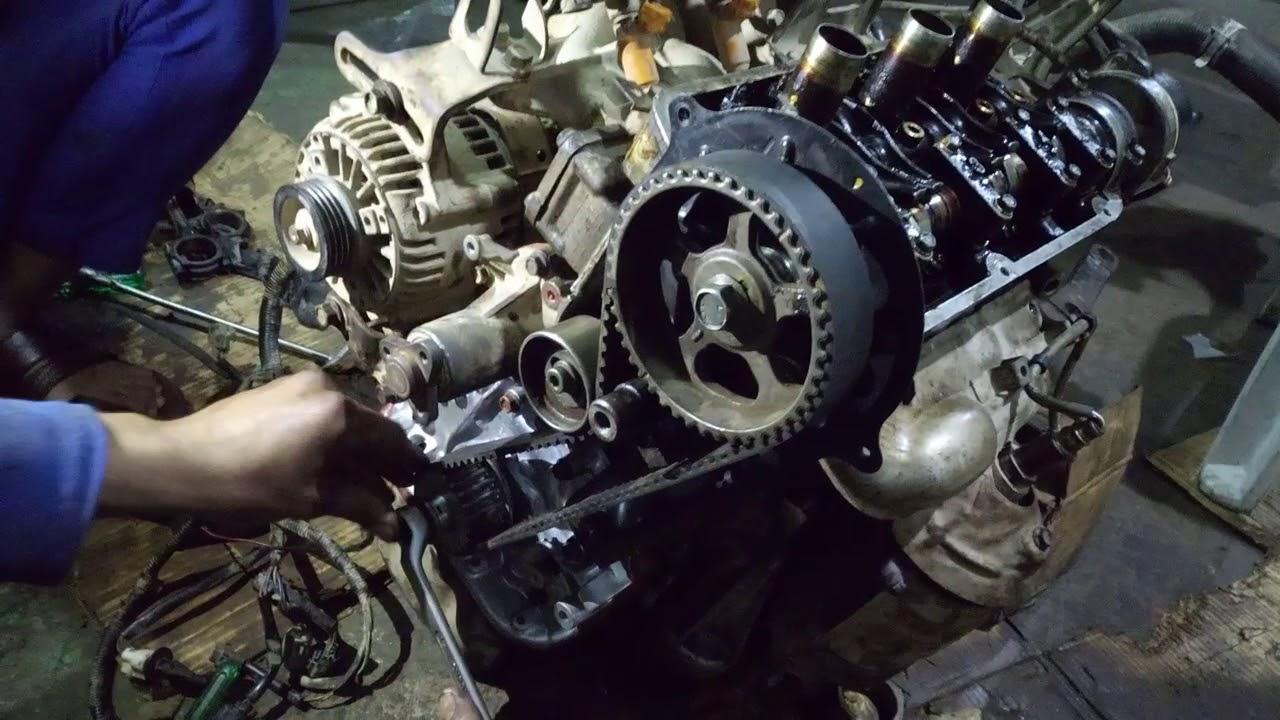 Maruti suzuki alto engine timing mark (how set engine timing maruti suzuki )