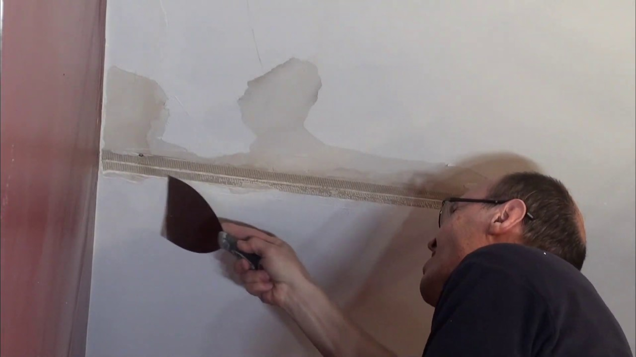 How To Fix Ceiling After Water Damage