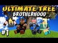 ★ Minecraft: Ultimate Tree Survival ★ Ep.1, Dumb and Dumber
