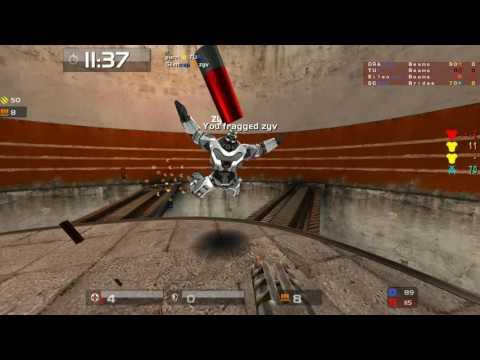 Quake Live: ASUS ENC'10 - SWE vs NED - POV Silencep - map2