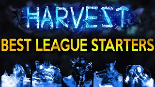 【Path of Exile 3.11】HARVEST   Esoro's Best League Starter Builds!