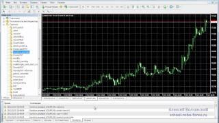 Видео Урок MQL 4 (функции - Введение).mp4