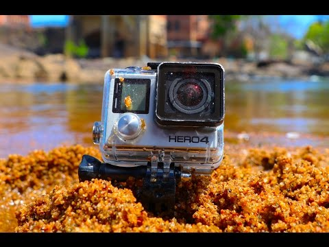 River Treasure: FOUND LOST GOPRO!!!
